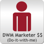 Do-it-with-me marketer